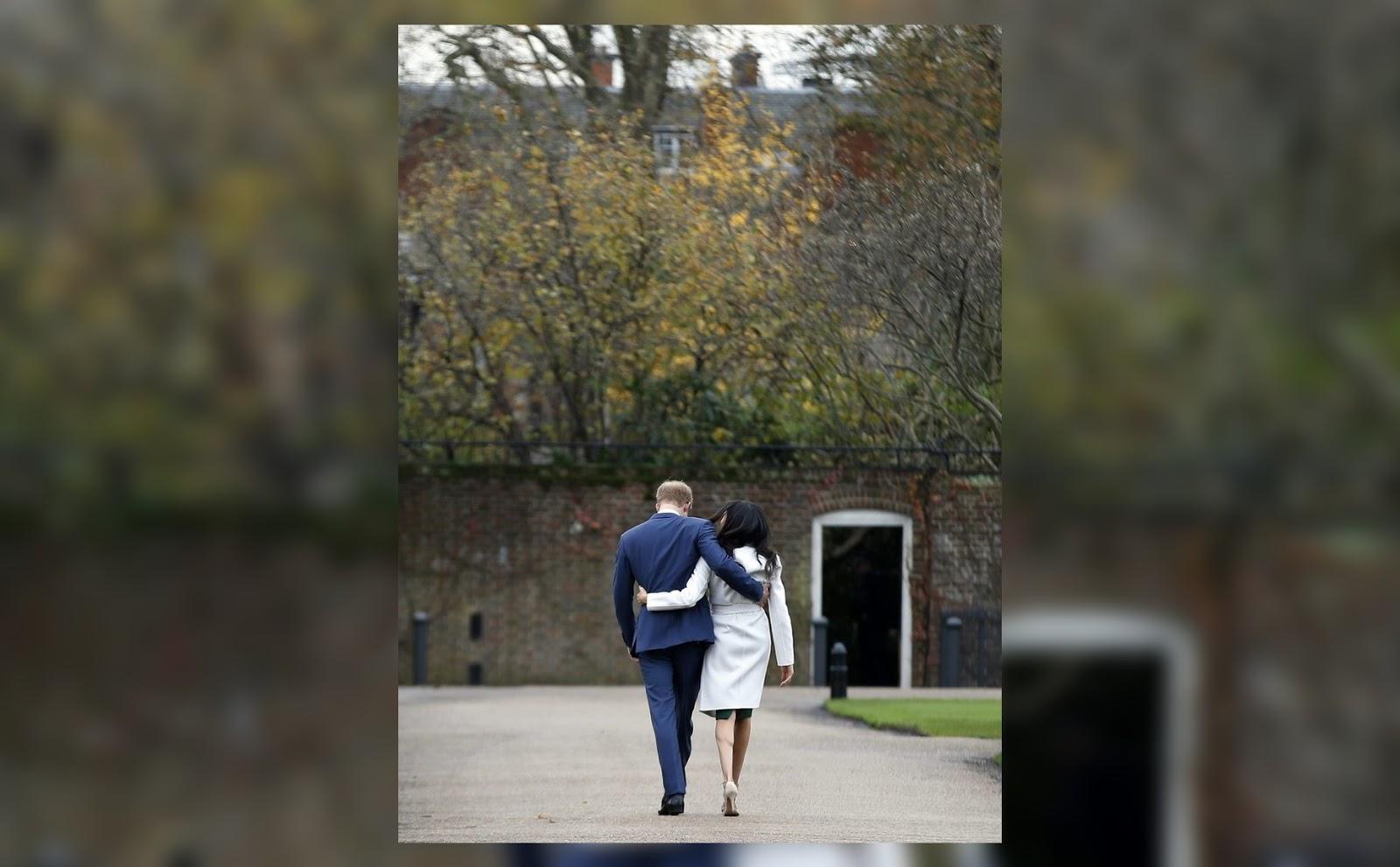 Meghan y Harry se van de la realeza