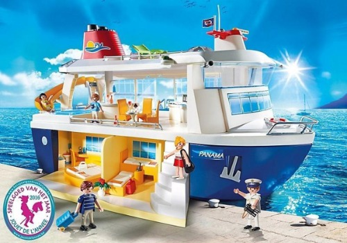 Playmobil cruiseschip 6978