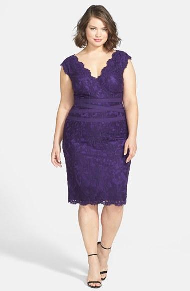 14 Must Have Plus Size Purple Dresses – Estrella Fashion Report