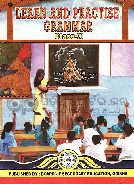 Download Odisha Class X 2018-19 — English Grammar