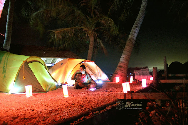 paket tour pulau di padang