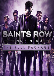 Saints Row The Third Thumb