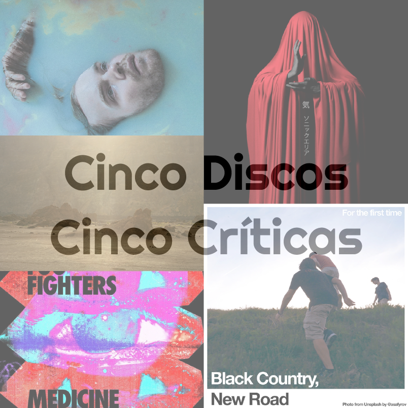 Cinco Discos Cinco Críticas 65