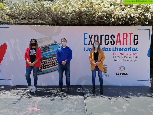 El Paso celebra las I Jornadas Literarias 'ExpresARTe'