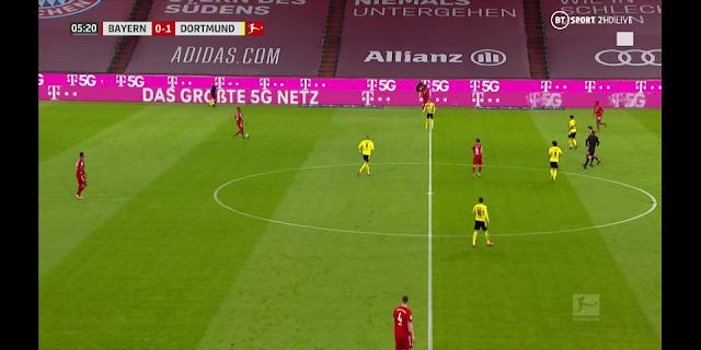 ⚽⚽⚽⚽ Bundesliga Bayern München Vs Dortmund Live Streaming ⚽⚽⚽⚽