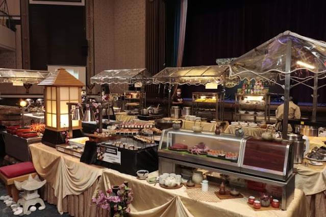 Bufet Ramadan Mardhiyyah Hotel Shah Alam