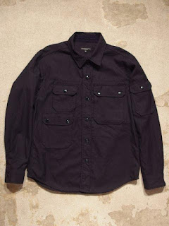 "Engineered Garments ""CPO Shirt"""