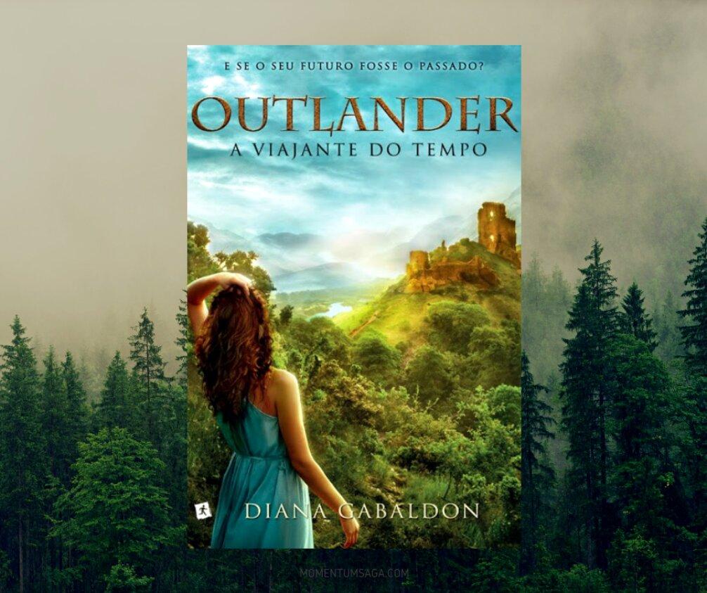 Resenha: Outlander, A Viajante do Tempo, de Diana Gabaldon