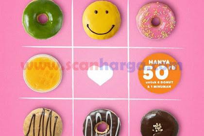 Promo Dunkin Donuts Terbaru 17 - 24 Juni 2019