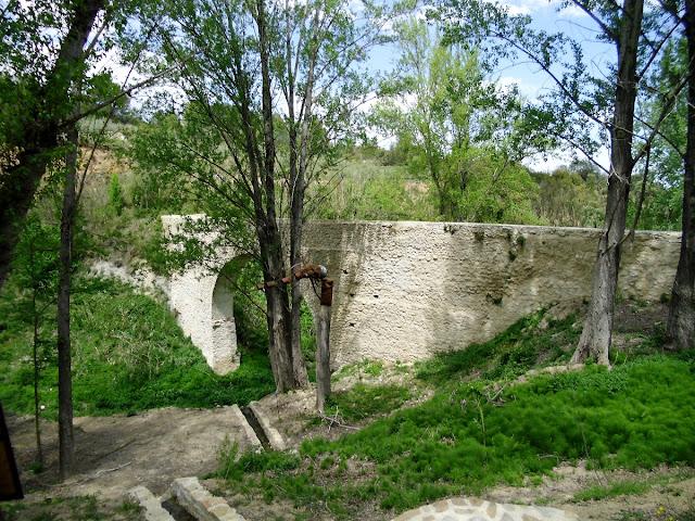Aqüeducte de l'Arcà Biodivers Carrícola