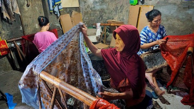 Wisata Batik Di Pekalongan