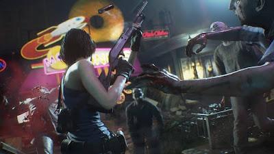 لعبة Resident Evil 3