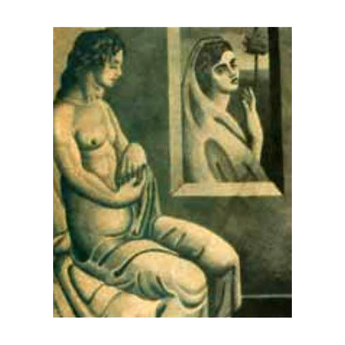 Hijo de Hermes y Afrodita, La Catarsis, Jaime Colson, 1947