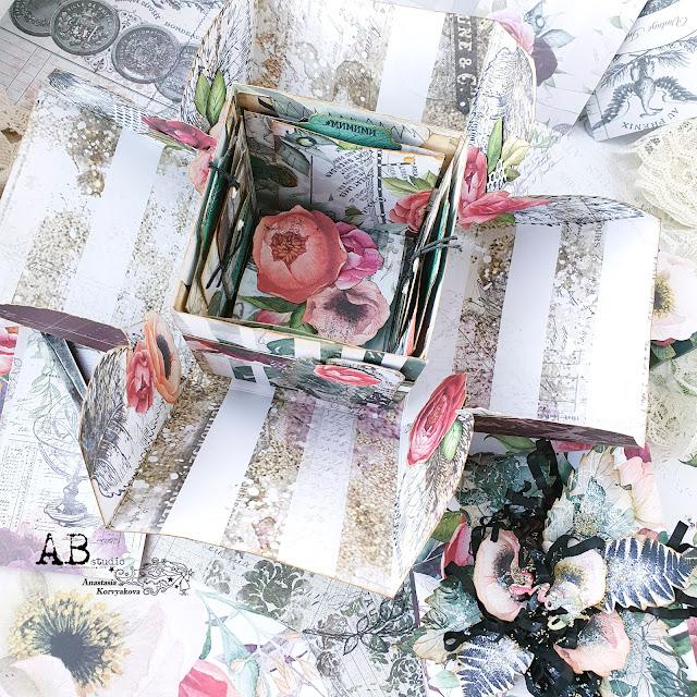 @nastyalena #abstudiopaper #papercrafting #scrapbookingdies