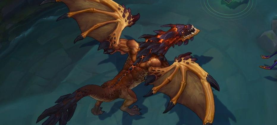 Mountain Dragon Wild Rift