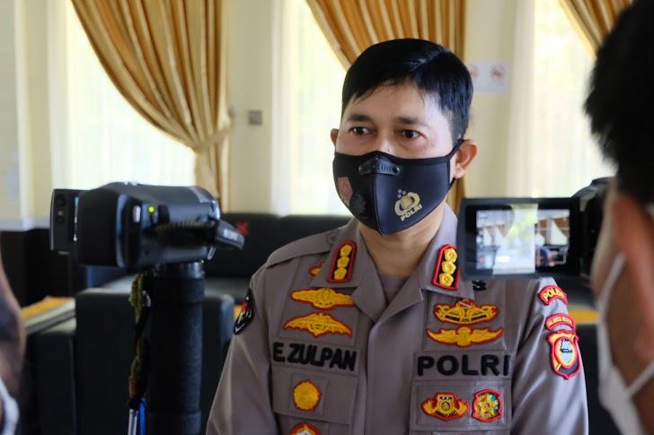 Semangat HUT RI Ke-76, Kabid Humas Polda Sulsel Ajak Masyarakat Bersatu Lawan Covid-19