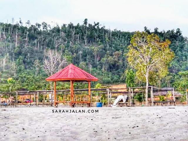 area  Pantai Vio Vio Cantik Barelang Batam