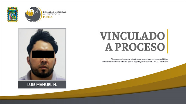 En prisión por privar de la vida a un policía de San Pedro Cholula