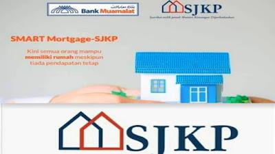Permohonan SJKP 2020 (Skim Jaminan Kredit Perumahan)