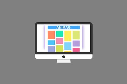 Download Template Animag Lengkap Gratis
