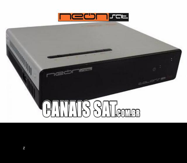 Neonsat Colors HD Nova Atualização C97 - 03/06/2020