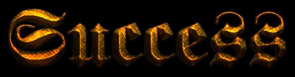 Man needs life, Life needs hard work… Hard work needs discipline, Discipline needs self-control… Self-control needs self-respect, Self-respect needs honesty, Honesty needs great effort, Great effort needs achievement… Achievement needs self-confidence, Self-confidence is the secret of success.