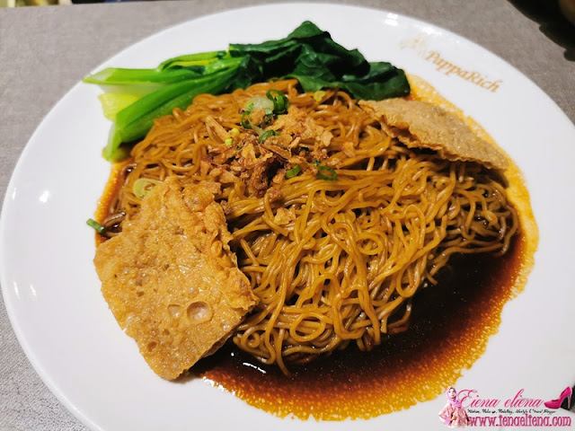 Dinner di Papparich Melawatimall