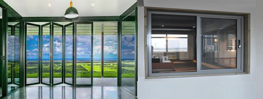 Benefits of Aluminium Sliding Windows