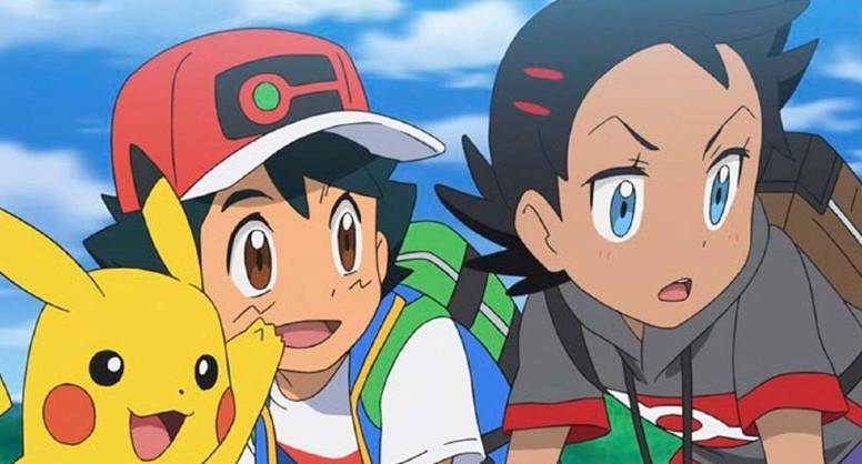 Ash e Go Anime Pokémon Coronavírus