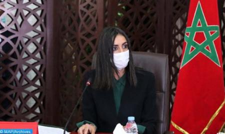 الداخلة - وادي الذهب.. السيدة فتاح العلوي تعقد لقاء تواصليا مع مهنيي القطاع السياحي