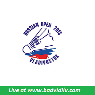 Russian Open 2018 live streaming