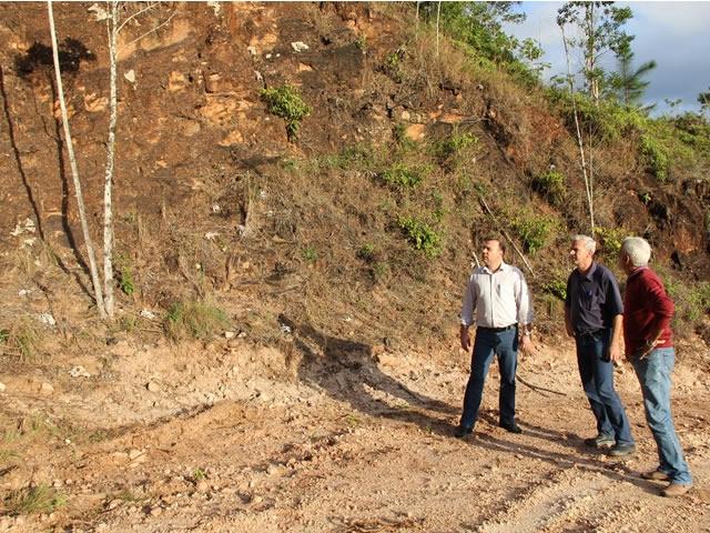Secretaria Municipal do Meio Ambiente de Registro-SP consegue liberação de Cascalheira