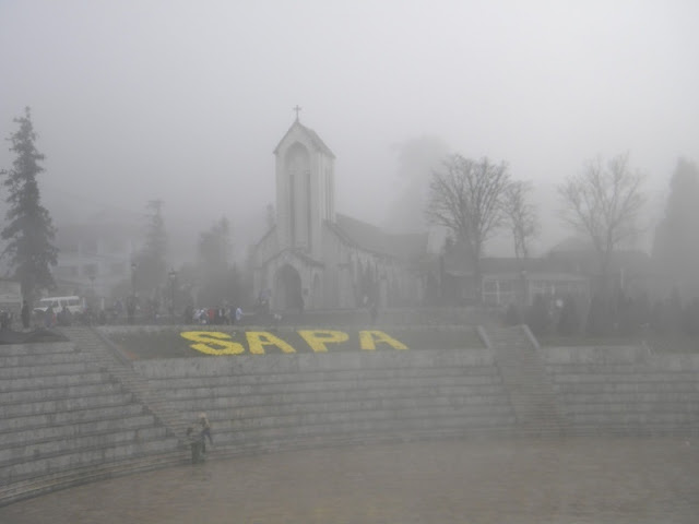 Sapa travel in winter, not trekking what to do? 3