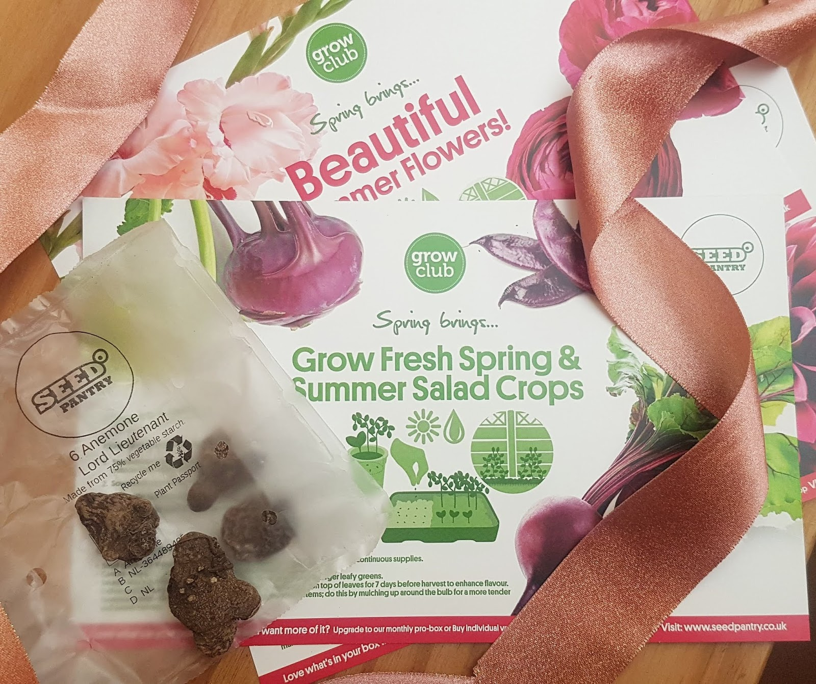 Gifts for Gardeners Review - Seed Pantry Grow Club Review