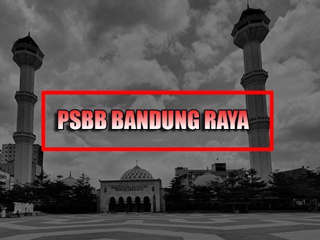 Wajib Diketahui Warga Bandung Sebelum Pelaksanaan PSBB