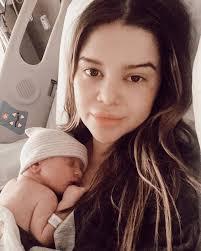 maren morris baby photo