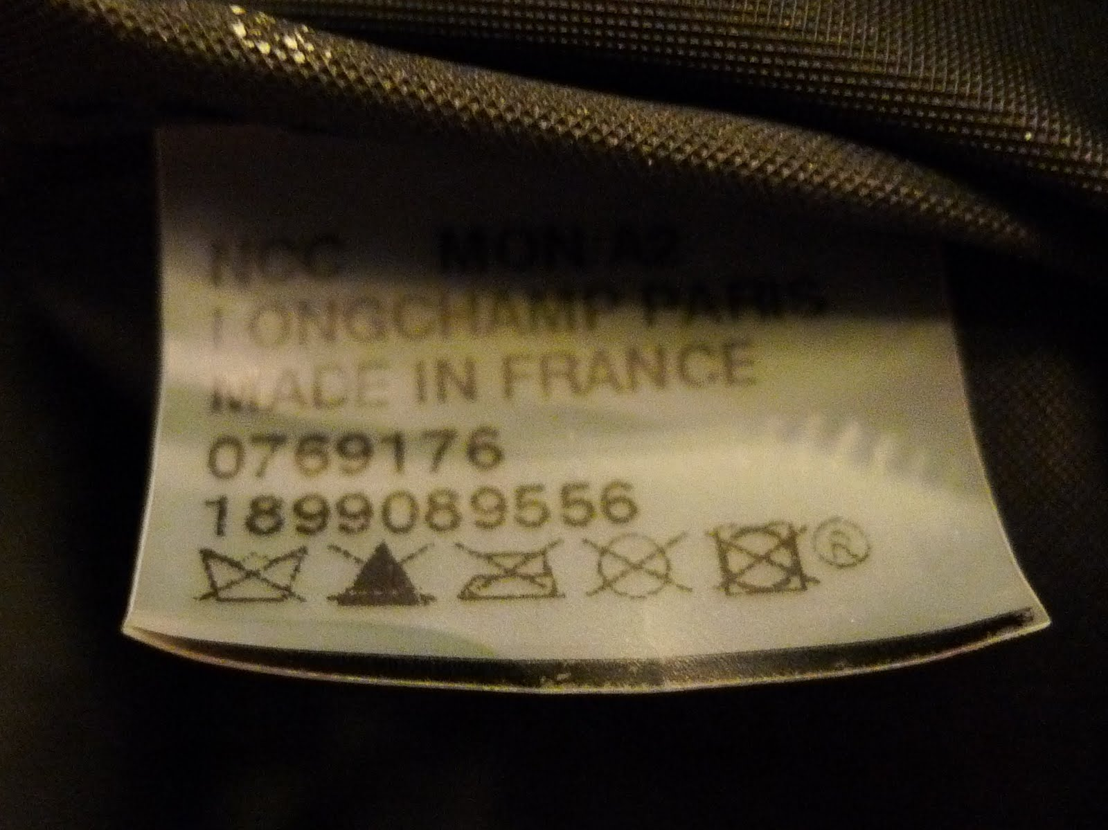 ON FRENCH AND CHINESE LE PLIAGES+AUTHENTICATE YOUR LE PLIAGE | The ...