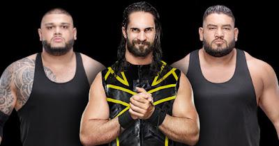 Seth Rollins AOP Mob Raw Crime Boss Raw Joe