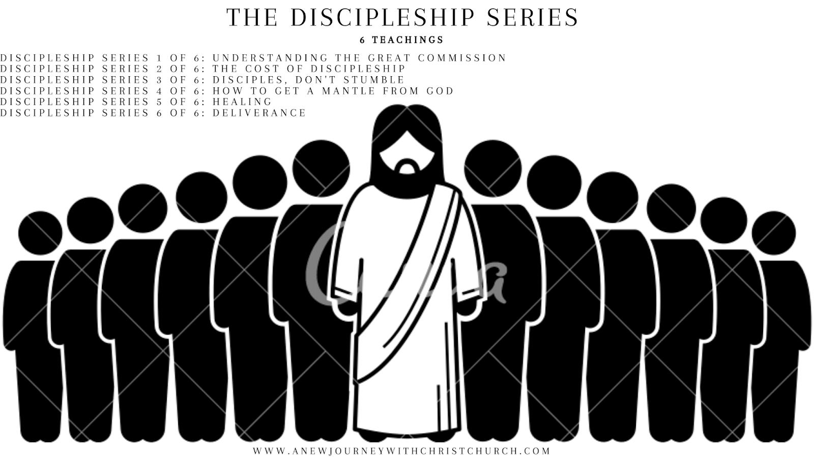 Discipleship Series 3 of 6: Disciples, Don't Stumble!