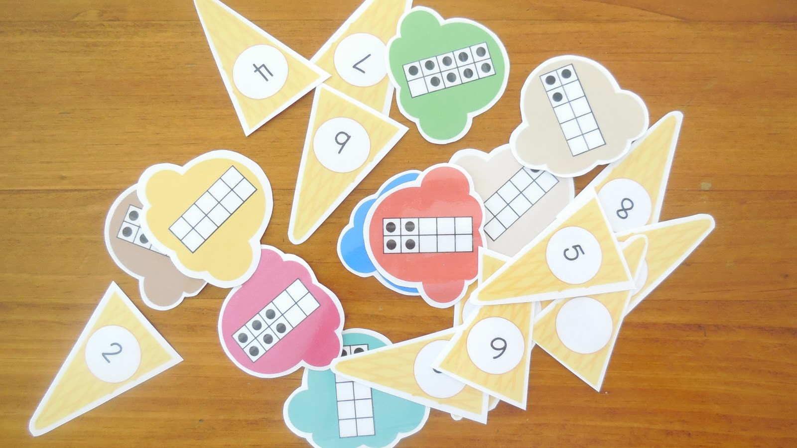 Early Years Fun A Few Easy Maths Activities And A Freebie