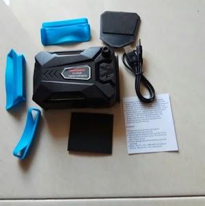 Cara Pakai Taffware Ice Fan III untuk Laptop Asus Z99J