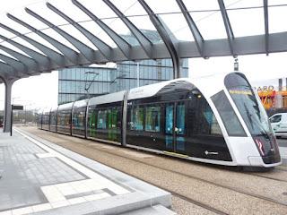 tram Lussemburgo