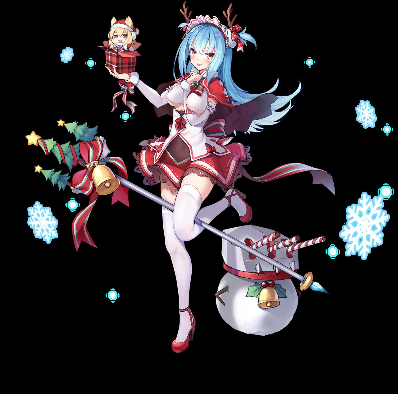 Neptune: Princess of the Reindeers
