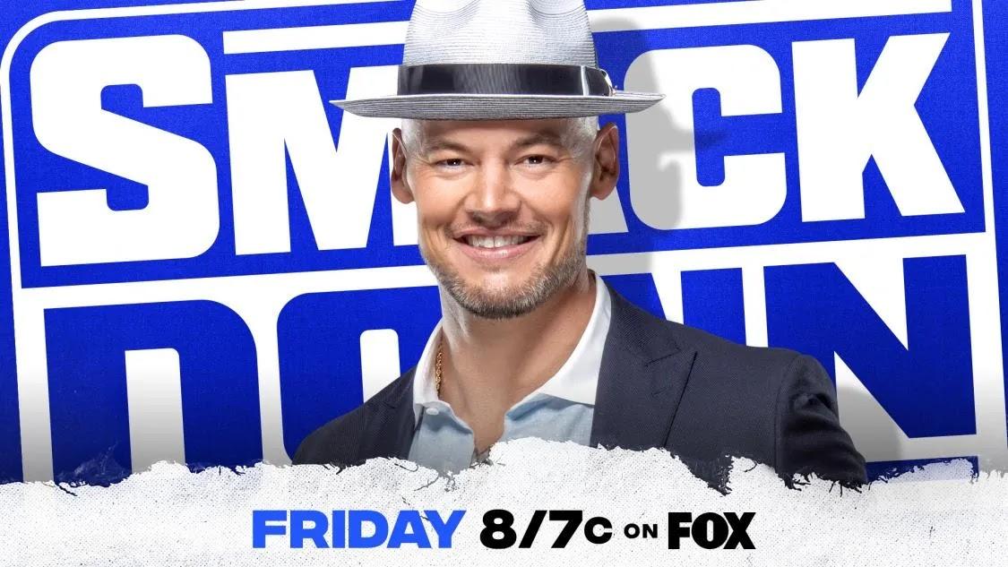 "WWE anuncia novo segmento com ""Happy"" Corbin para o Friday Night SmackDown"