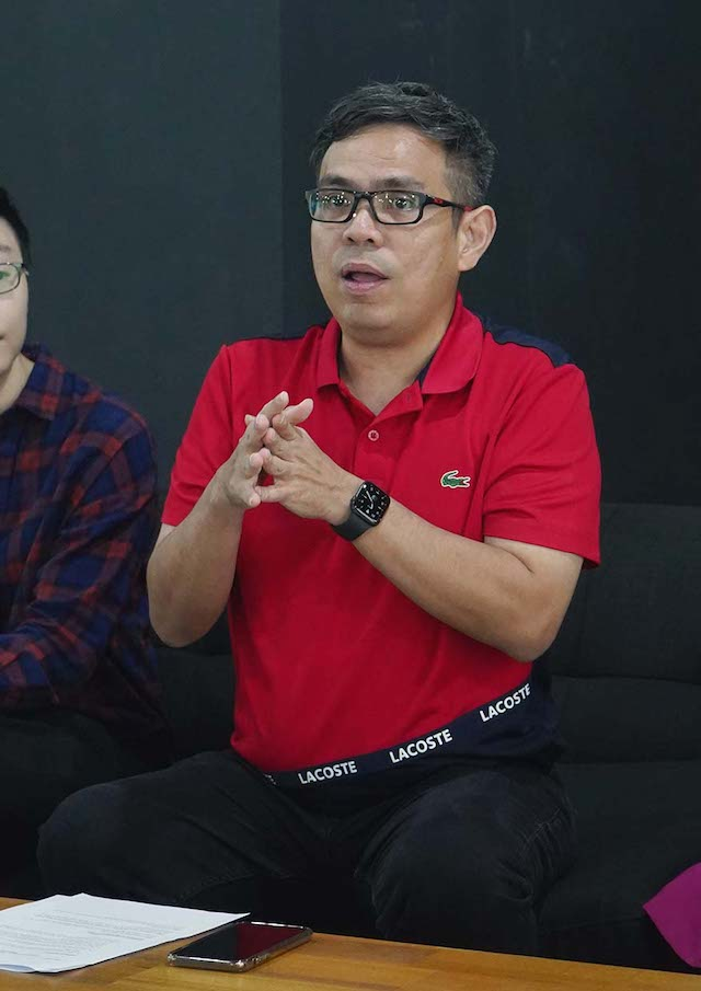 Alan Thoo, Head of Marketing for Klang Parade.