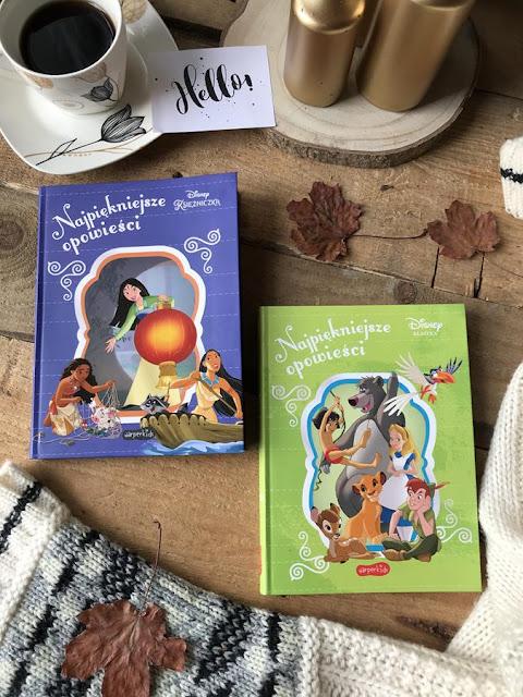 Najpiękniejsze opowieści - Disney Klasyka // Disney Księżniczki