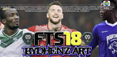 FTS 18 Mod Apk Update Transfer v2 by Dhenz Art Android Terbaru