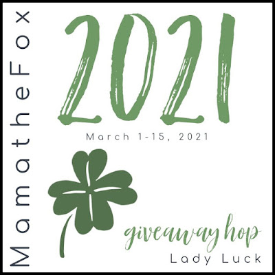 Lady 🍀 Luck 🐞🤞🏻Giveaway Hop