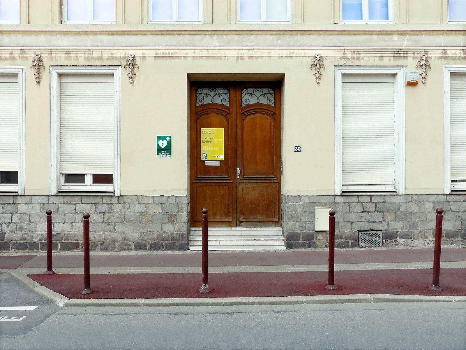 Service Actifs Emploi du CCAS de Tourcoing