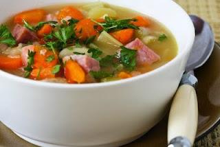 Resep Sup Sayuran